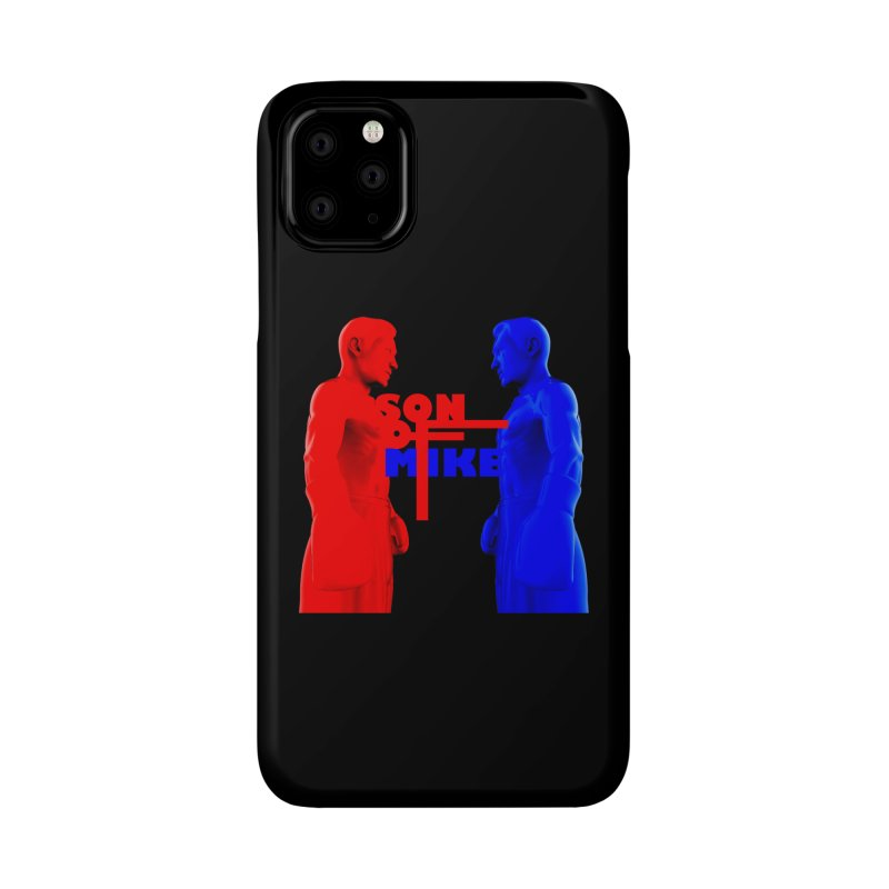 """SON OF MIKE """"Boxers"""" Accessories Phone Case by Turkeylegsray's Artist Shop"""