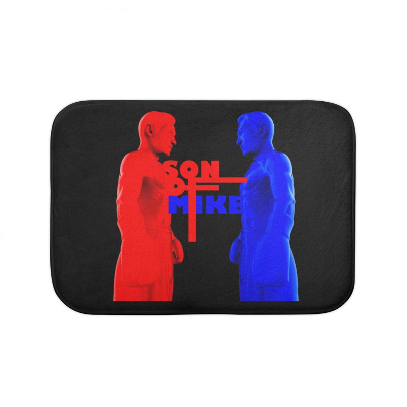 """SON OF MIKE """"Boxers"""" Home Bath Mat by Turkeylegsray's Artist Shop"""