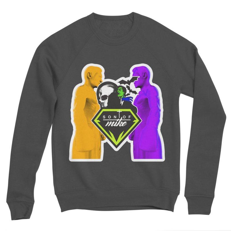 """SON OF MIKE """"Boxers II"""" Men's Sponge Fleece Sweatshirt by Turkeylegsray's Artist Shop"""
