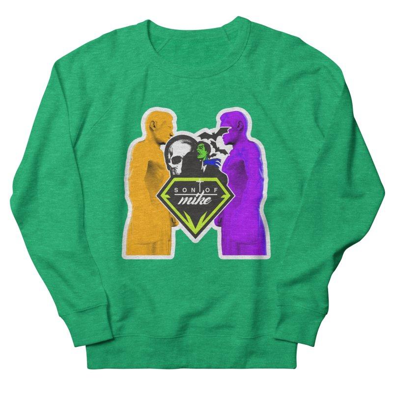 """SON OF MIKE """"Boxers II"""" Women's Sweatshirt by Turkeylegsray's Artist Shop"""