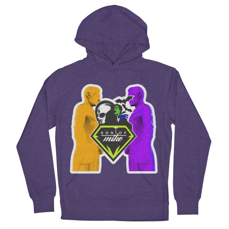 """SON OF MIKE """"Boxers II"""" Women's French Terry Pullover Hoody by Turkeylegsray's Artist Shop"""