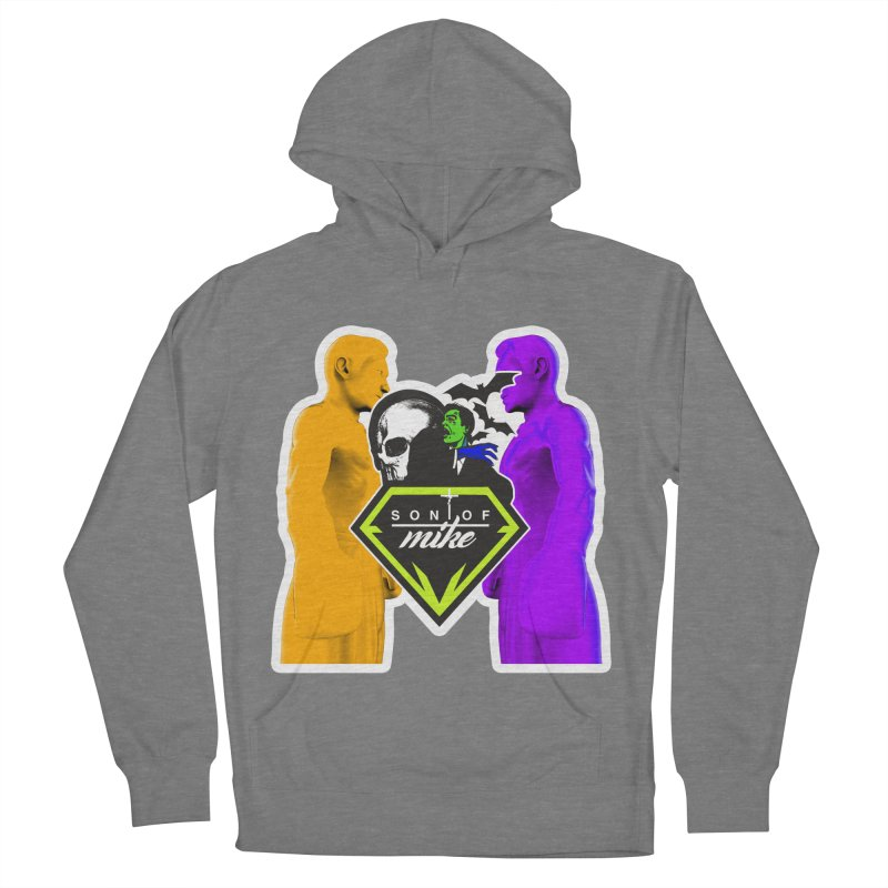 "SON OF MIKE ""Boxers II"" Women's Pullover Hoody by Turkeylegsray's Artist Shop"