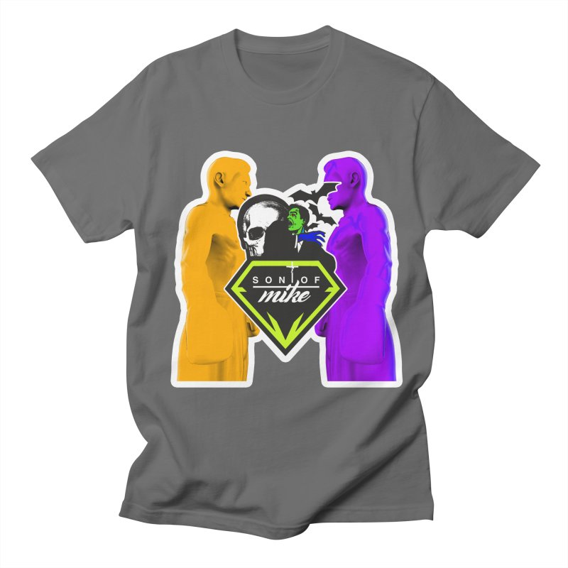 """SON OF MIKE """"Boxers II"""" Men's T-Shirt by Turkeylegsray's Artist Shop"""