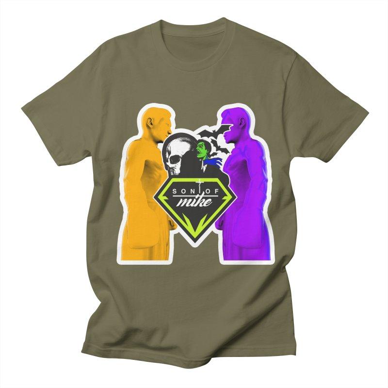 "SON OF MIKE ""Boxers II"" Women's Regular Unisex T-Shirt by Turkeylegsray's Artist Shop"