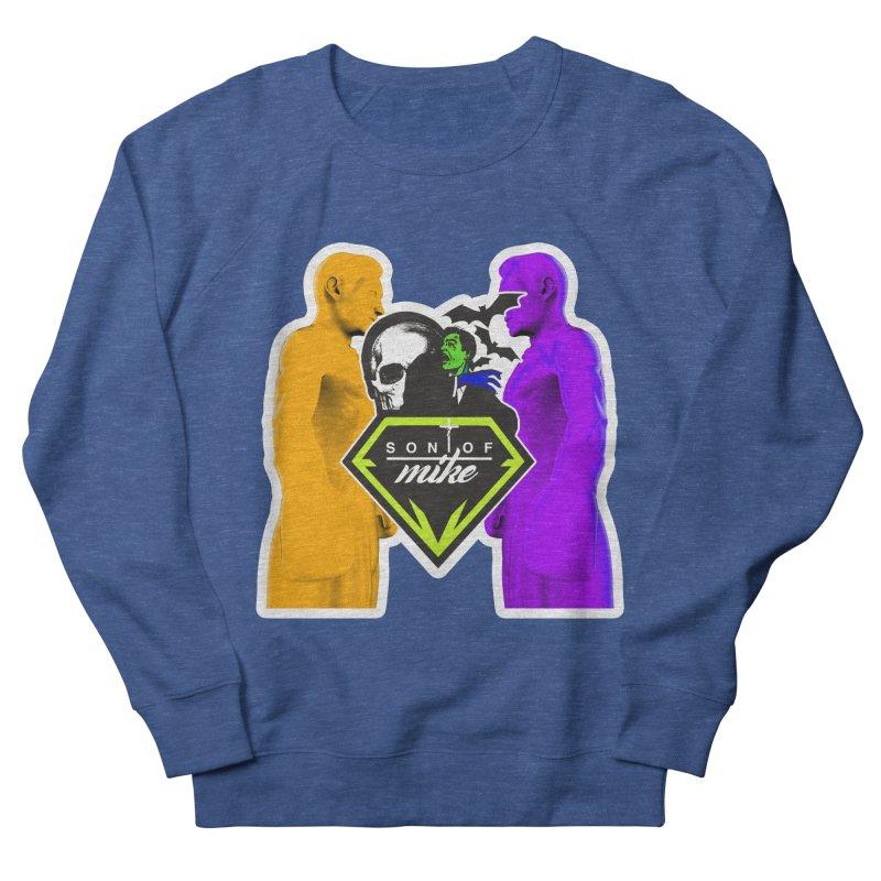 "SON OF MIKE ""Boxers II"" Men's Sweatshirt by Turkeylegsray's Artist Shop"