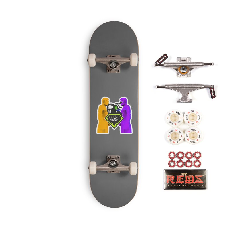 """SON OF MIKE """"Boxers II"""" Accessories Complete - Pro Skateboard by Turkeylegsray's Artist Shop"""