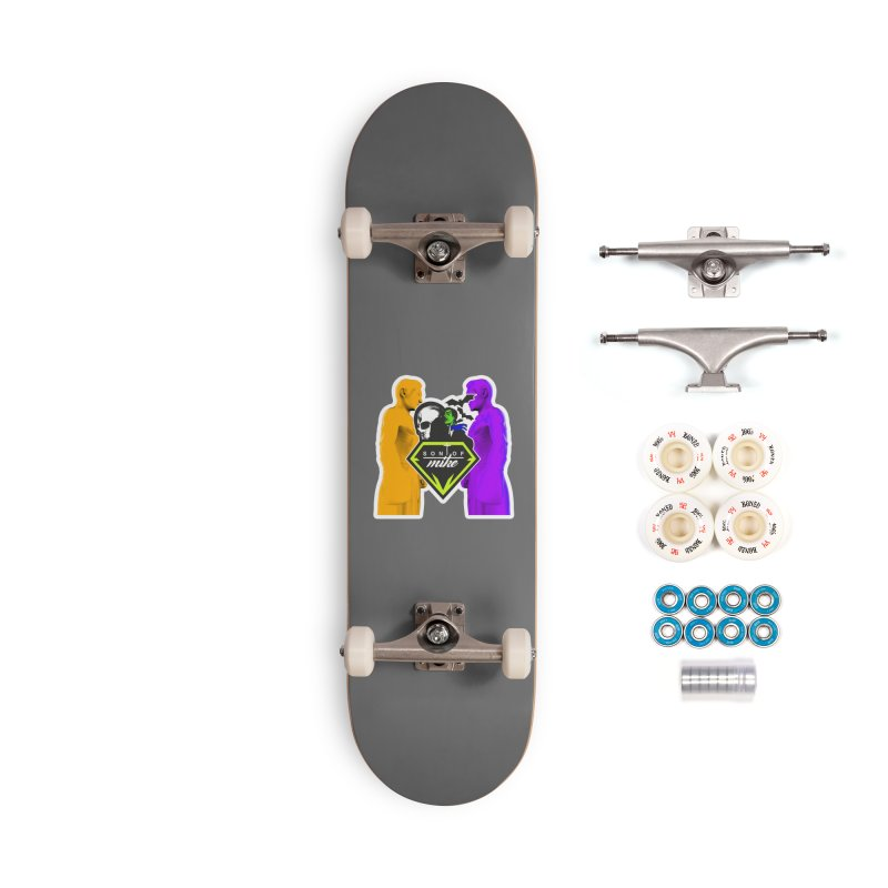"""SON OF MIKE """"Boxers II"""" Accessories Complete - Premium Skateboard by Turkeylegsray's Artist Shop"""