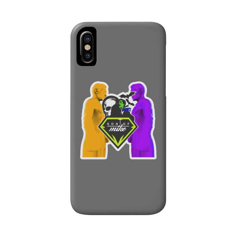 """SON OF MIKE """"Boxers II"""" Accessories Phone Case by Turkeylegsray's Artist Shop"""