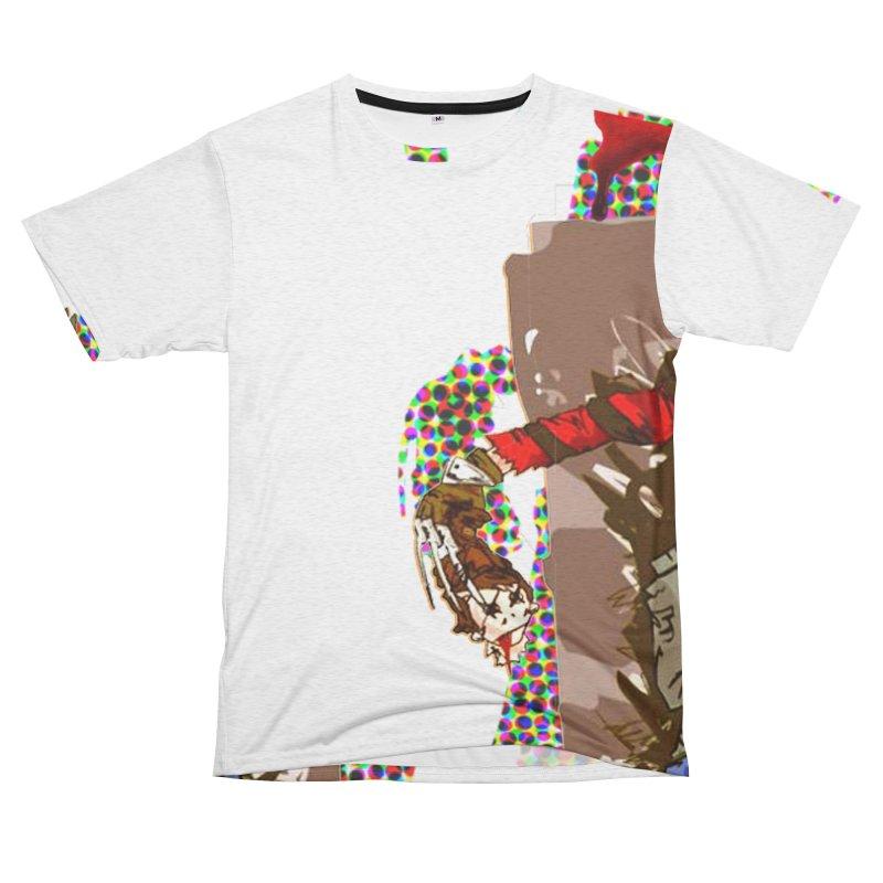 SLASHERS! Women's Unisex French Terry T-Shirt Cut & Sew by Turkeylegsray's Artist Shop