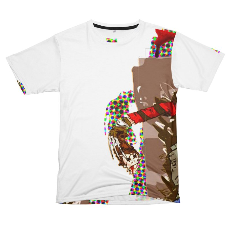 SLASHERS! Women's Unisex T-Shirt Cut & Sew by Turkeylegsray's Artist Shop