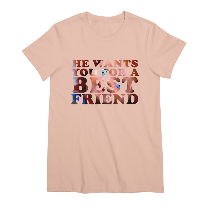 CHUCKY Women's Premium T-Shirt by Turkeylegsray's Artist Shop