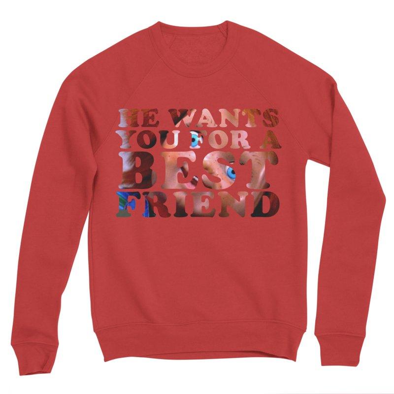CHUCKY Men's Sponge Fleece Sweatshirt by Turkeylegsray's Artist Shop
