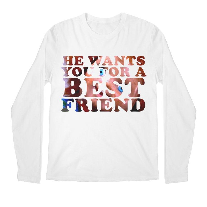 CHUCKY Men's Regular Longsleeve T-Shirt by Turkeylegsray's Artist Shop