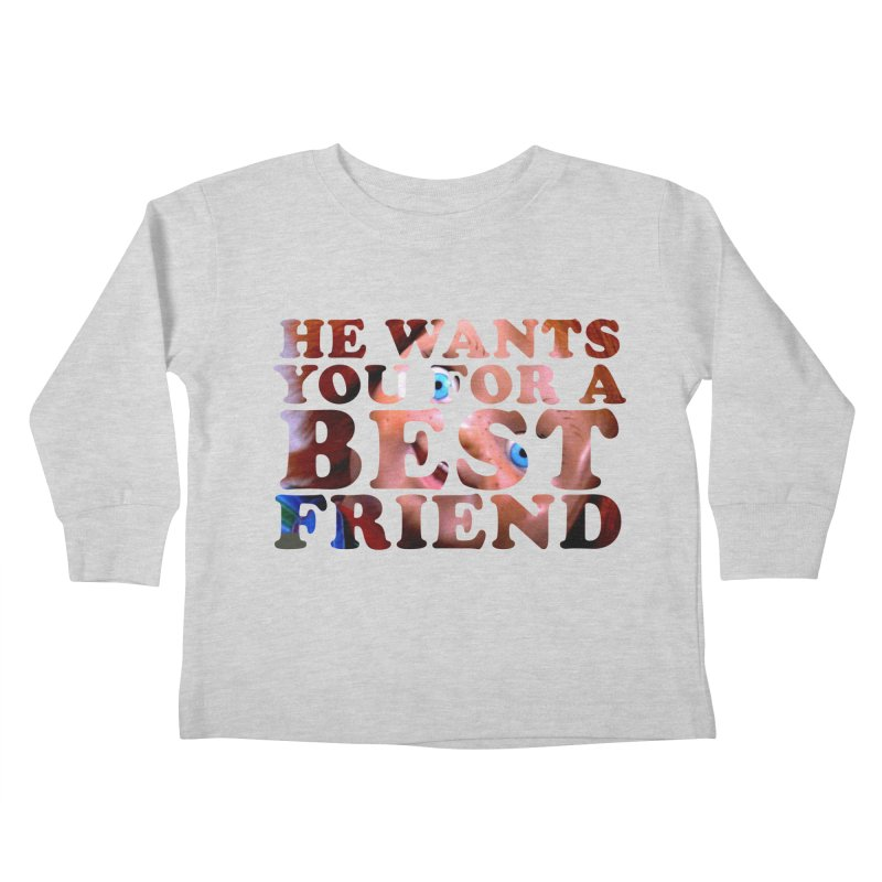 CHUCKY Kids Toddler Longsleeve T-Shirt by Turkeylegsray's Artist Shop