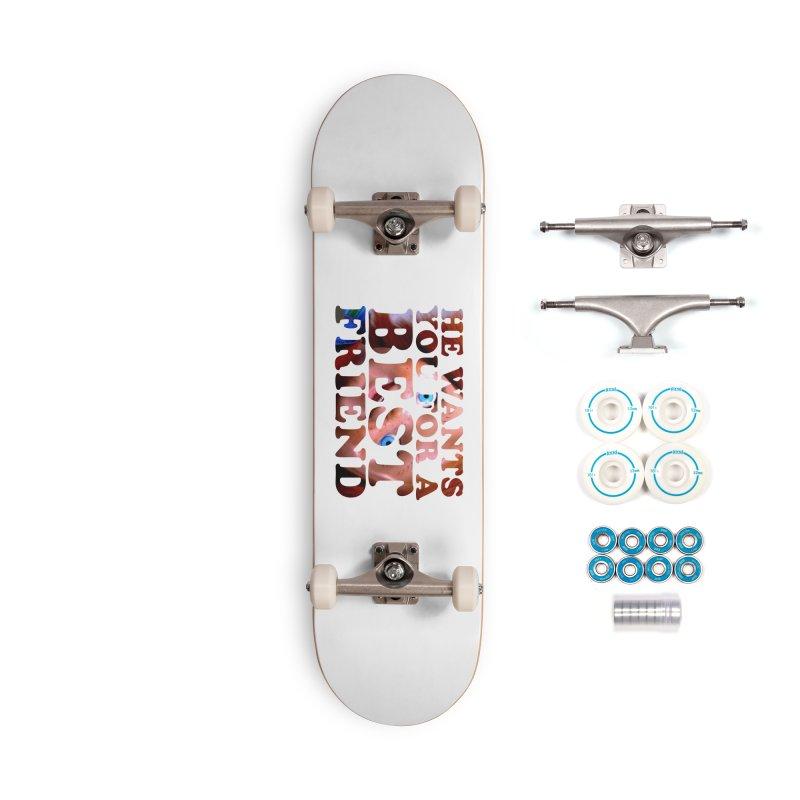 CHUCKY Accessories Complete - Basic Skateboard by Turkeylegsray's Artist Shop