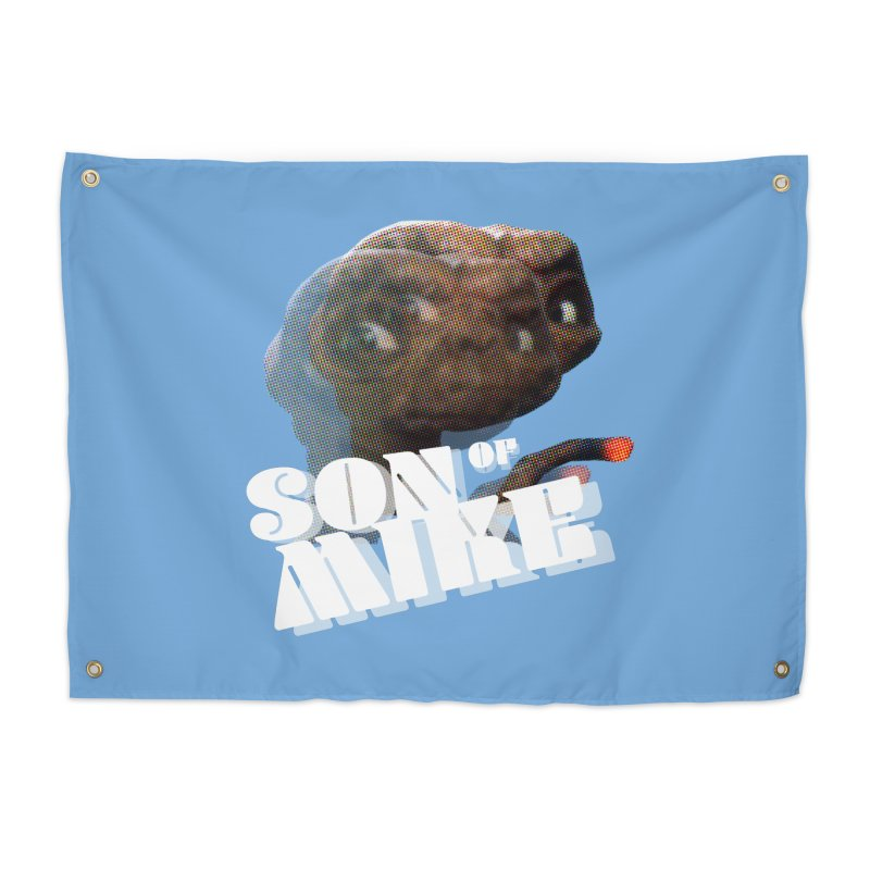 "Son of Mike ""ET"" Home Tapestry by Turkeylegsray's Artist Shop"