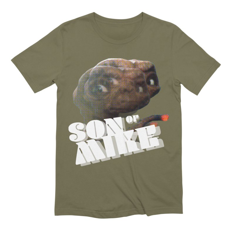 """Son of Mike """"ET"""" Men's Extra Soft T-Shirt by Turkeylegsray's Artist Shop"""