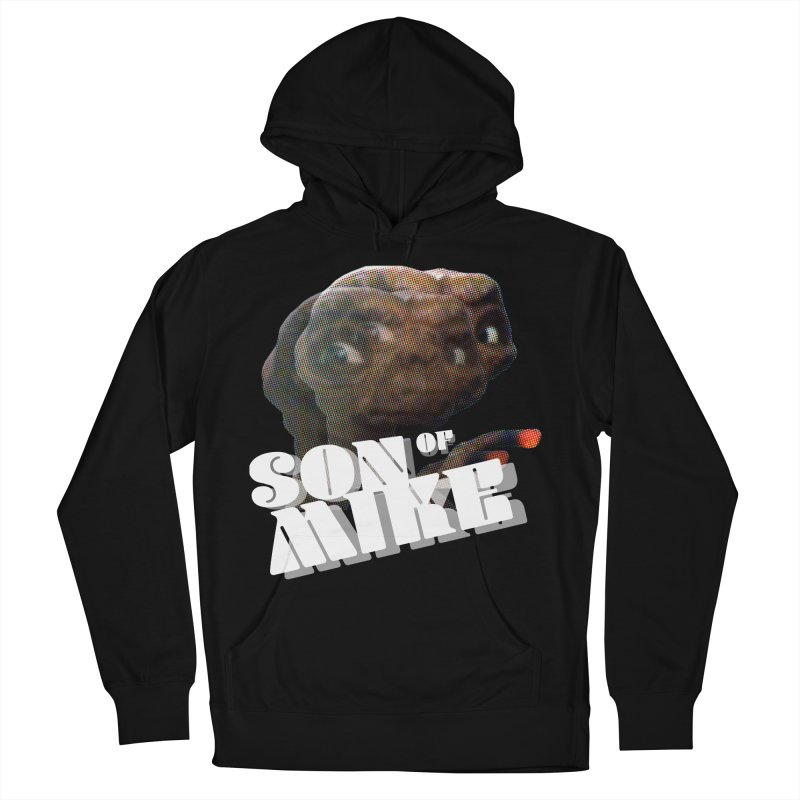 """Son of Mike """"ET"""" Women's French Terry Pullover Hoody by Turkeylegsray's Artist Shop"""