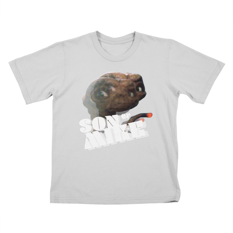 "Son of Mike ""ET"" Kids T-Shirt by Turkeylegsray's Artist Shop"