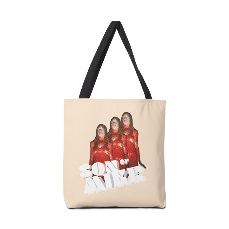 "Son of Mike ""Carrie"" Accessories Tote Bag Bag by Turkeylegsray's Artist Shop"
