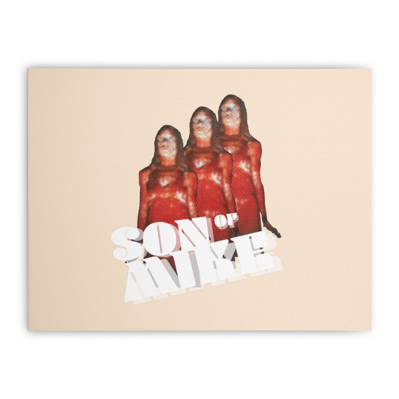 "Son of Mike ""Carrie"" Home Stretched Canvas by Turkeylegsray's Artist Shop"