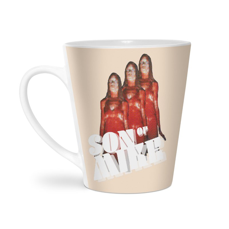"Son of Mike ""Carrie"" Accessories Latte Mug by Turkeylegsray's Artist Shop"