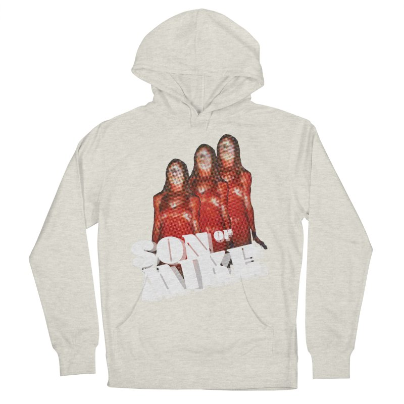 """Son of Mike """"Carrie"""" Men's French Terry Pullover Hoody by Turkeylegsray's Artist Shop"""