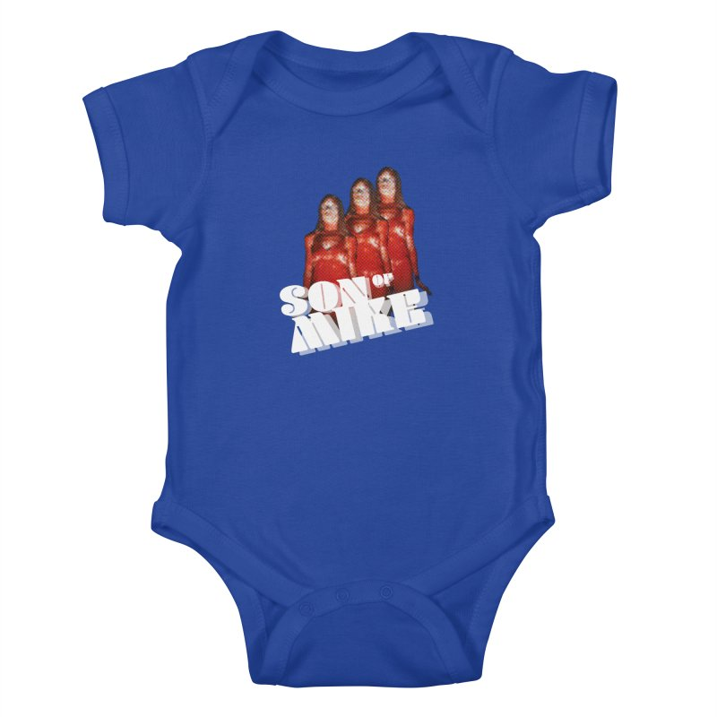 "Son of Mike ""Carrie"" Kids Baby Bodysuit by Turkeylegsray's Artist Shop"
