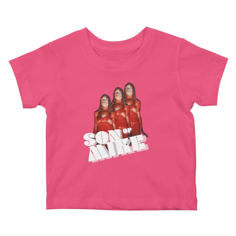 """Son of Mike """"Carrie"""" Kids Baby T-Shirt by Turkeylegsray's Artist Shop"""