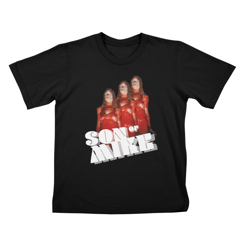 "Son of Mike ""Carrie"" Kids T-Shirt by Turkeylegsray's Artist Shop"