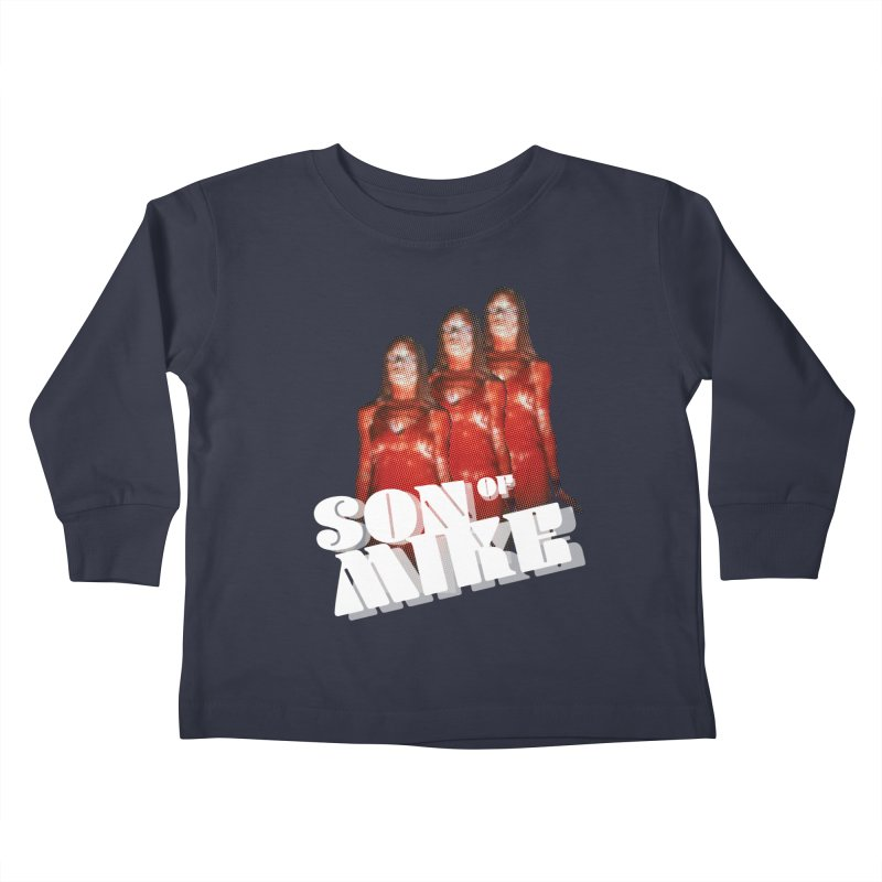 """Son of Mike """"Carrie"""" Kids Toddler Longsleeve T-Shirt by Turkeylegsray's Artist Shop"""