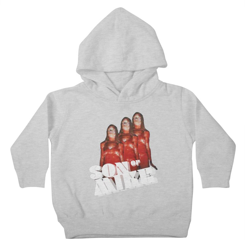 """Son of Mike """"Carrie"""" Kids Toddler Pullover Hoody by Turkeylegsray's Artist Shop"""