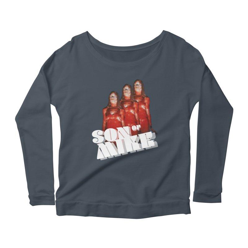 "Son of Mike ""Carrie"" Women's Scoop Neck Longsleeve T-Shirt by Turkeylegsray's Artist Shop"