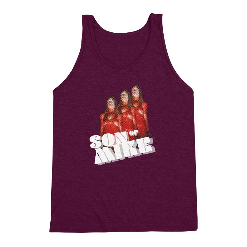 "Son of Mike ""Carrie"" Men's Triblend Tank by Turkeylegsray's Artist Shop"