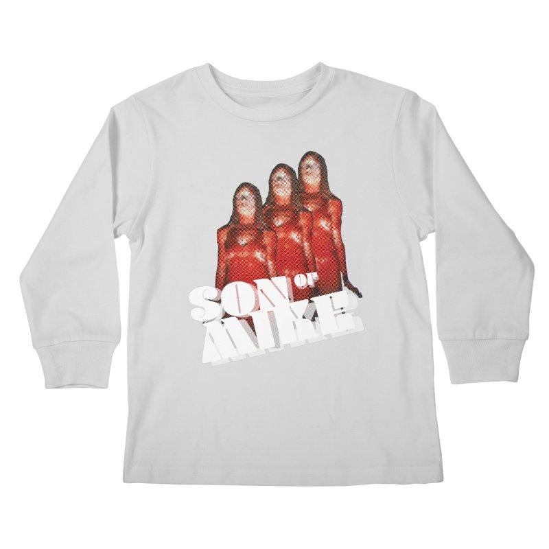 "Son of Mike ""Carrie"" Kids Longsleeve T-Shirt by Turkeylegsray's Artist Shop"