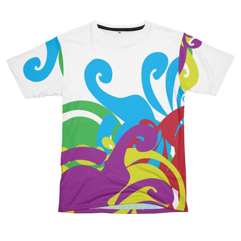 Wacky Men's T-Shirt Cut & Sew by Turkeylegsray's Artist Shop