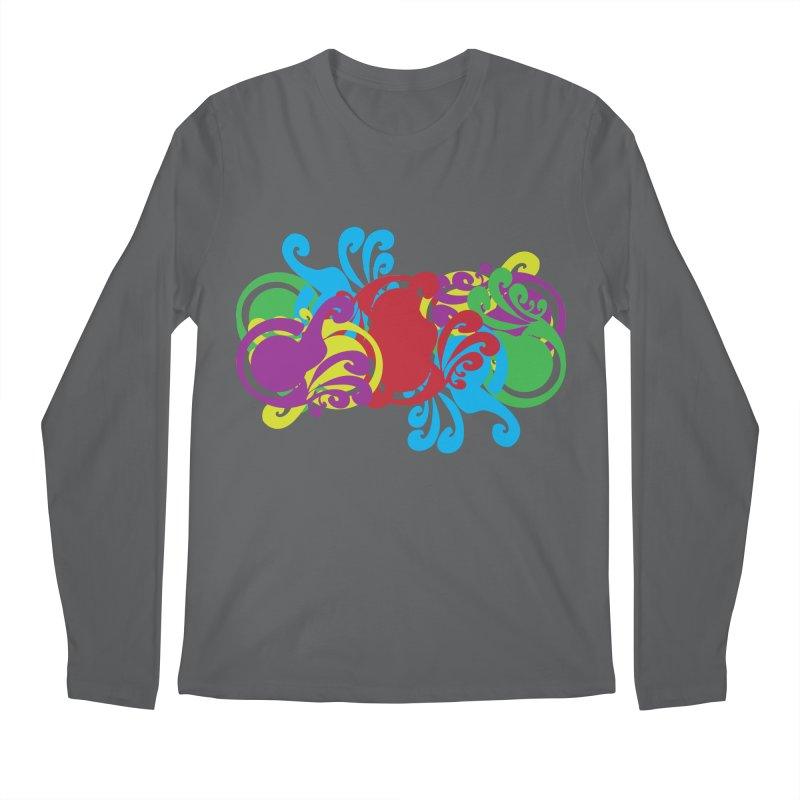 Wacky Men's Longsleeve T-Shirt by Turkeylegsray's Artist Shop