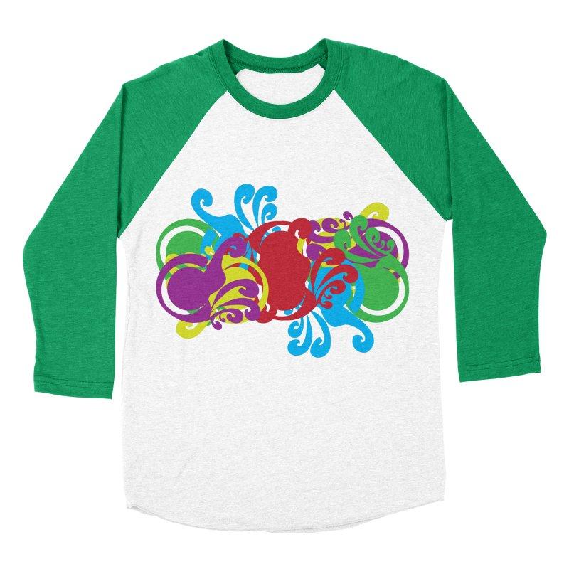 Wacky Women's Baseball Triblend Longsleeve T-Shirt by Turkeylegsray's Artist Shop