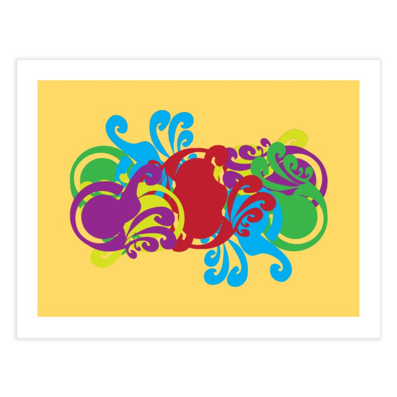 Wacky Home Fine Art Print by Turkeylegsray's Artist Shop