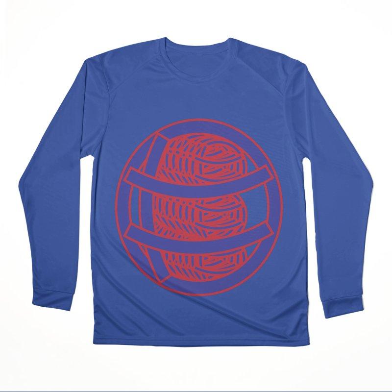 Circle Globe Women's Performance Unisex Longsleeve T-Shirt by Turkeylegsray's Artist Shop