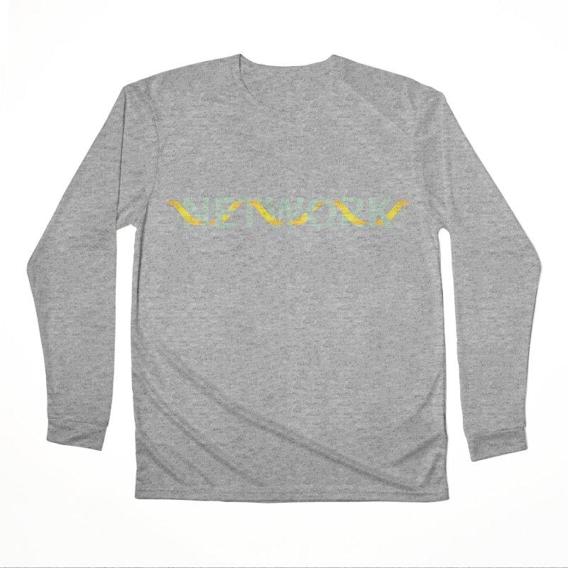 NETWORK Women's Performance Unisex Longsleeve T-Shirt by Turkeylegsray's Artist Shop