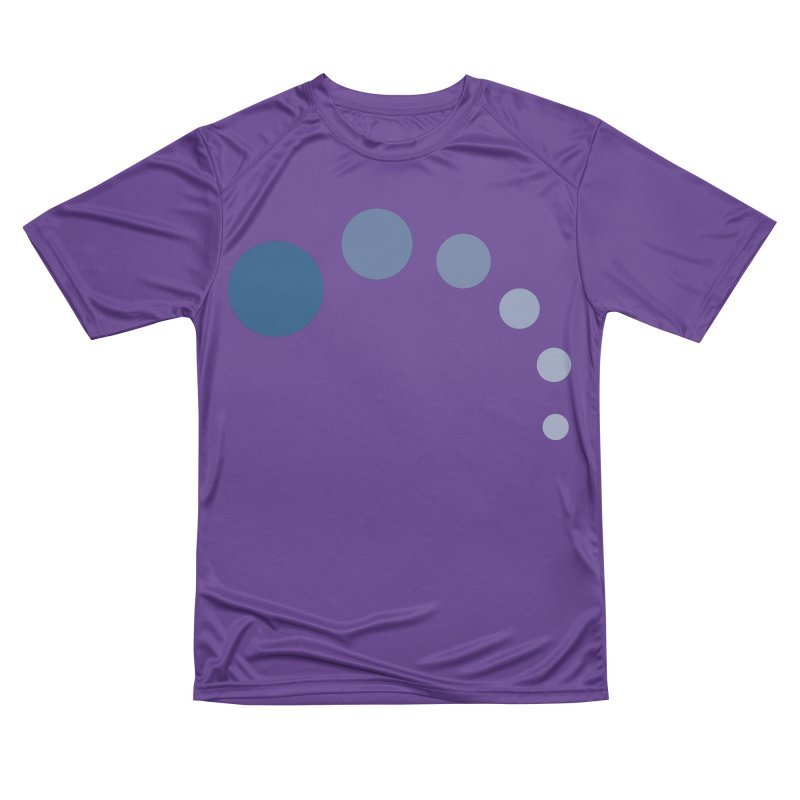 MOONS Women's Performance Unisex T-Shirt by Turkeylegsray's Artist Shop