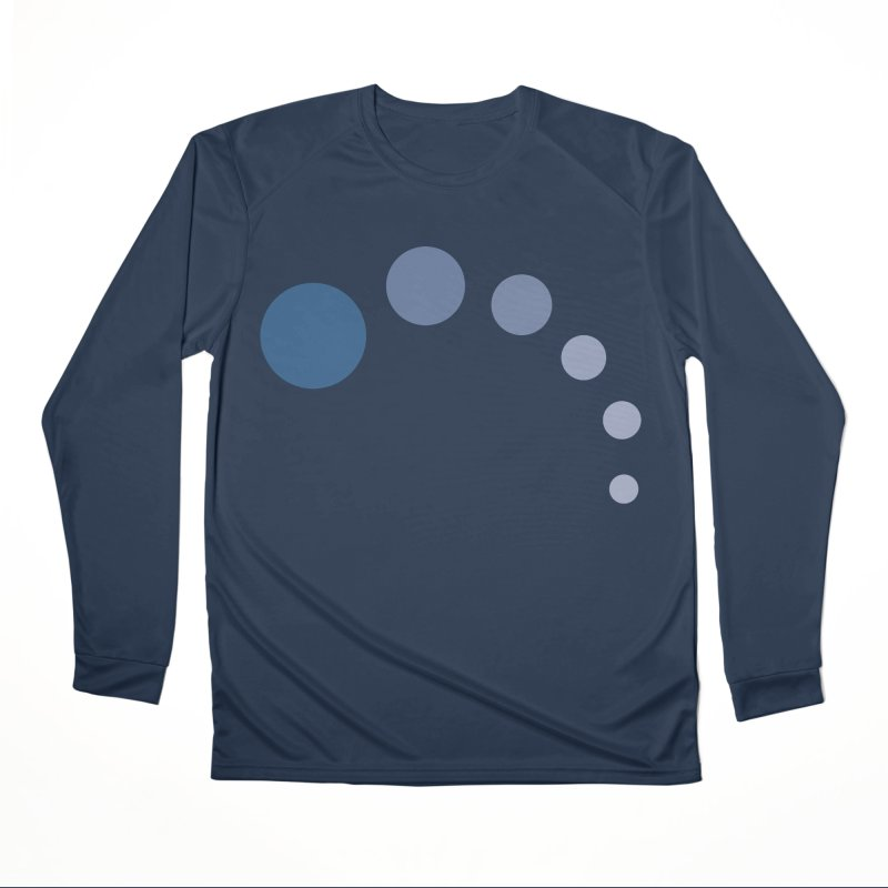 MOONS Women's Performance Unisex Longsleeve T-Shirt by Turkeylegsray's Artist Shop