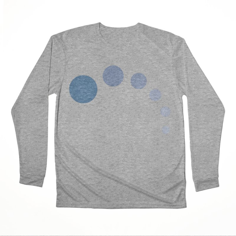 MOONS Men's Performance Longsleeve T-Shirt by Turkeylegsray's Artist Shop
