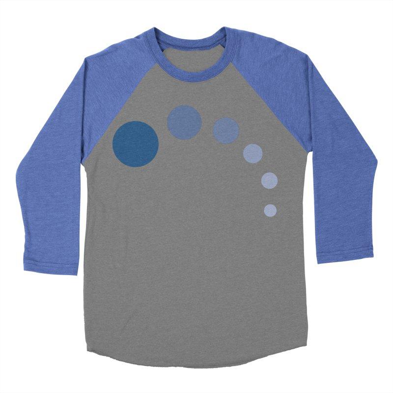 MOONS Women's Baseball Triblend Longsleeve T-Shirt by Turkeylegsray's Artist Shop