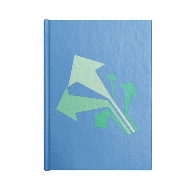 ARROWS Accessories Blank Journal Notebook by Turkeylegsray's Artist Shop