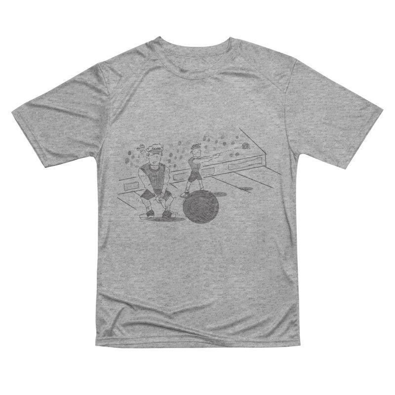 SPORTS! Women's Performance Unisex T-Shirt by Turkeylegsray's Artist Shop