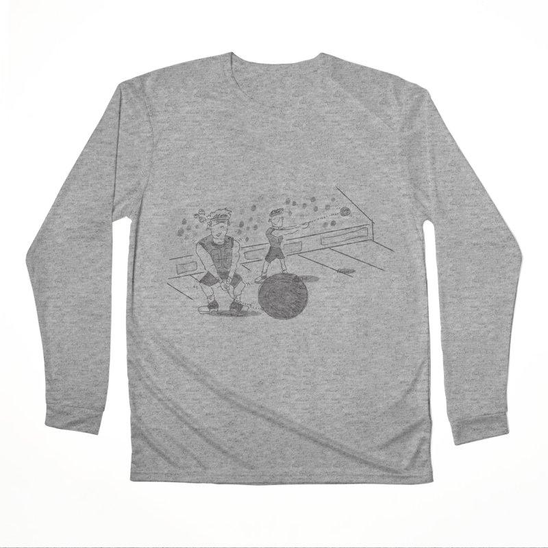 SPORTS! Women's Performance Unisex Longsleeve T-Shirt by Turkeylegsray's Artist Shop