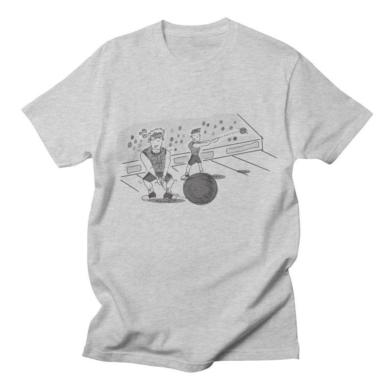SPORTS! Women's Regular Unisex T-Shirt by Turkeylegsray's Artist Shop