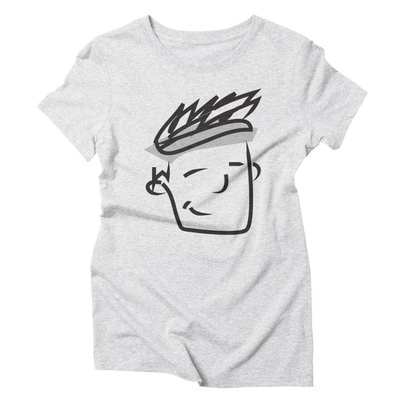 Athlete Women's Triblend T-Shirt by Turkeylegsray's Artist Shop